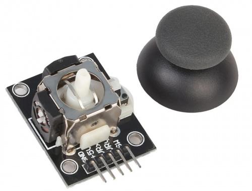 Как подключить джойстик к Arduino