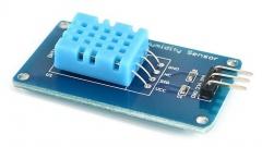 Как подключить датчик температуры и влажности DHT11 к Arduino