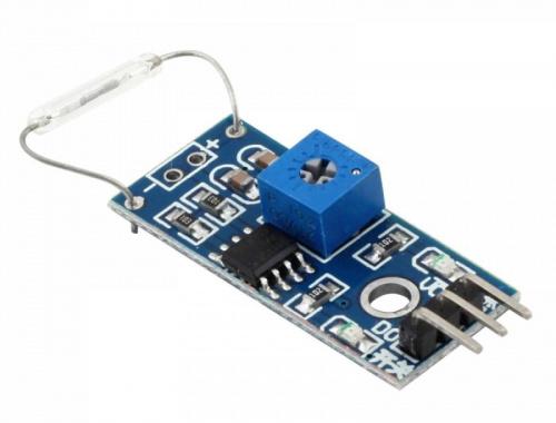 Как подключить геркон к Arduino