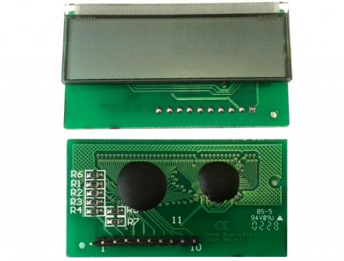 Как подключить LCD экран Clover M235 к Arduino