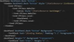 Можно ли использовать константы условной компиляции в XAML