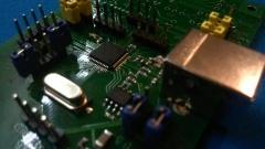Реализация SPI с помощью микросхем фирмы FTDI