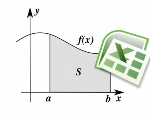 Как в Excel вычислить определённый интеграл