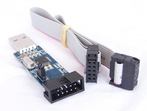 Как установить драйвер для программатора USBasp в Windows 8 и Windows 10