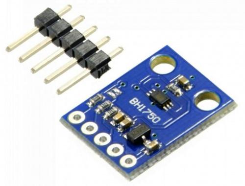 Как подключить датчик освещённости BH1750 к Arduino