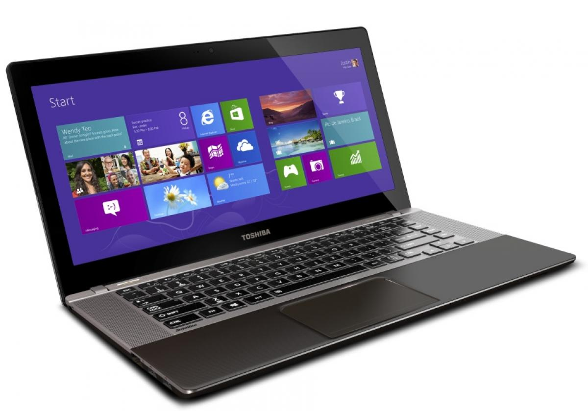 Ноутбук Toshiba Satellite U840W