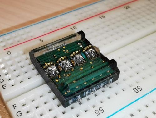Как подключить дисплей HPDL-1414 к Arduino