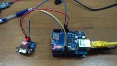 Преобразователь UART в Ethernet на Arduino