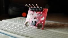 Как подключить датчик температуры и влажности HTU21D