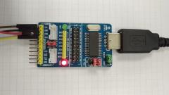 Реализация интерфейса I2C с помощью библиотеки CH341DLL на VB.NET