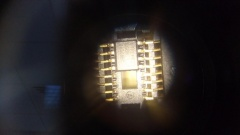 Чтение и запись флеш-памяти с помощью Arduino на примере микросхемы 25L8005