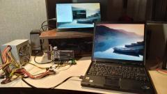 Тестирование EXP GDC с внешней видеокартой