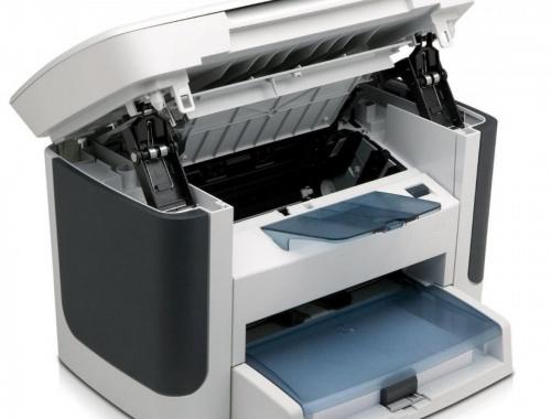Как разобрать лазерный принтер HP LaserJet M1120 MFP