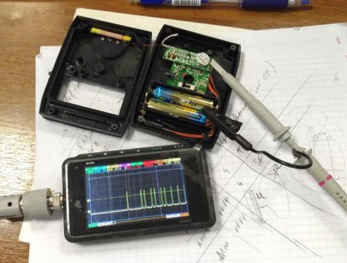 Чтение данных датчика погоды BL999 с помощью Arduino