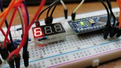 Как подключить 7-сегментный индикатор к Arduino