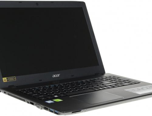 Как разобрать ноутбук Acer Aspire E5-575 модель N16Q2