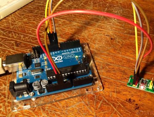 Как подключить цифровой потенциометр X9C102, X9C103, X9C104 к Arduino