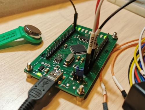 Реализация интерфейса 1-Wire на микросхемах FTDI