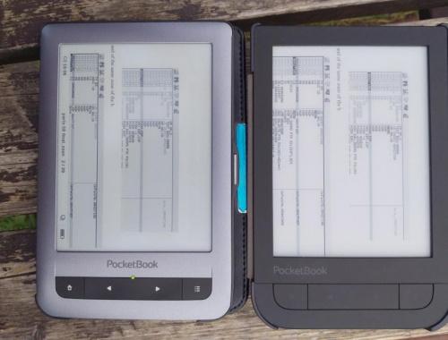 Честный обзор ридера Pocketbook 631