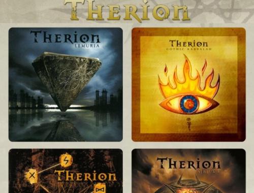 Приложение «Группа Therion»
