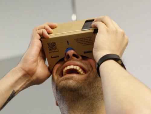 Как сделать очки виртуальной реальности