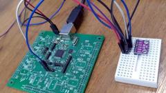 Реализация интерфейса I2C с помощью библиотеки libMPSSE на VB.NET