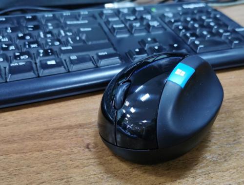 Как разобрать беспроводную мышь Microsoft Sculpt Ergonomic