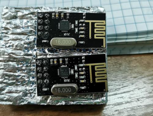 Как подключить и использовать NRF24L01 с Arduino