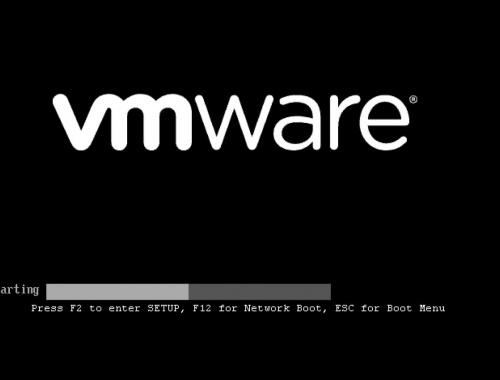 Как изменить загрузочный носитель в виртуальной машине VMWare
