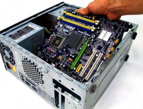 Как собрать компьютер из комплектующих