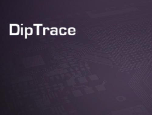 Как экспортировать корпус радиоэлемента в библиотеку DipTrace